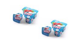 Klockner Pentaplast's new PET solution for yogurt packaging