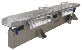 Key Technology's new Iso-Flo conveyor