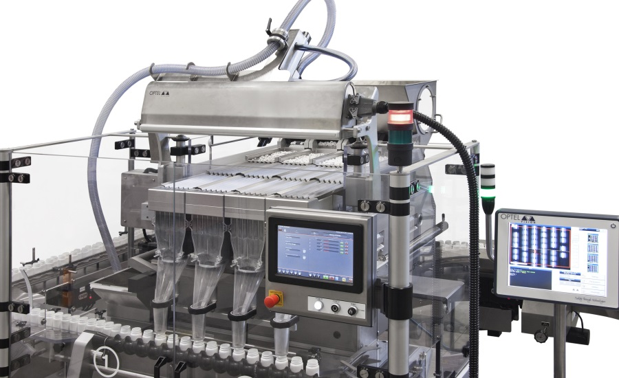 NJM Packaging introduces Cremer CFS-622*4 Tablet Counter