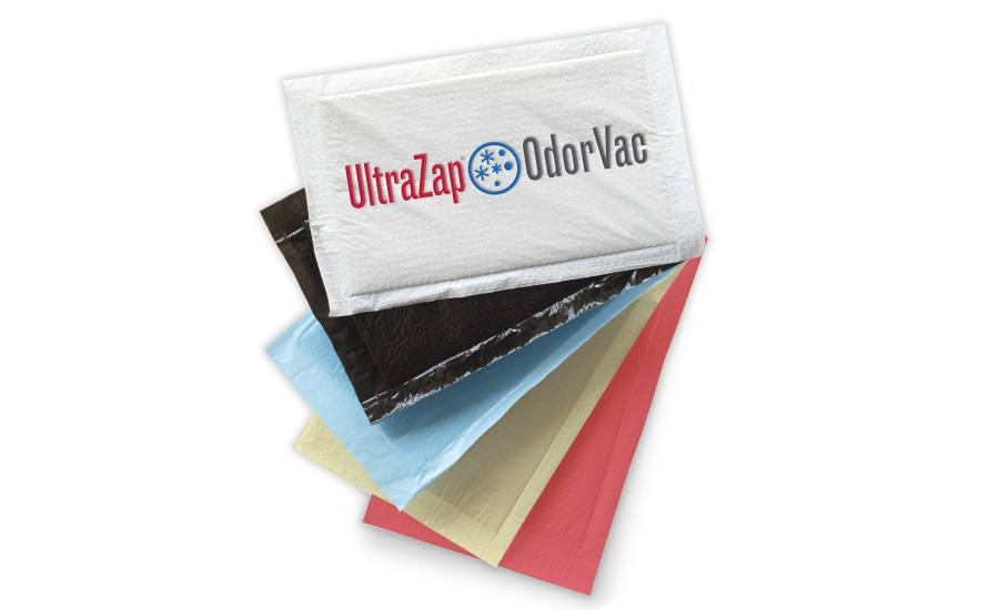 Paper Pak Industries expands line of UltraZap®OdorVac active absorbents