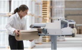Pregis launches protective packaging equipment
