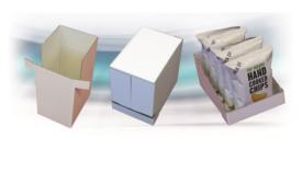 BPA RSD case cartoning case packing machinery