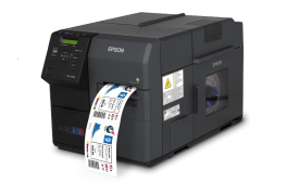 Epson  new industrial printer technology