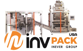 Inever and Matrix Sales debuts stickpack machinery at Pack Expo