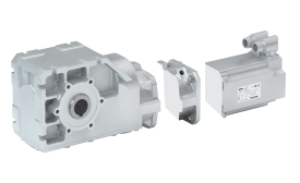 Lenze servo adaptor