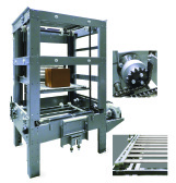 MCE lift conveyor for packaging lines