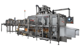 Standard-Knapp offers new case packer for food and beverage packaging