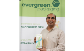 Evergreen Packaging hires Andy Dwivedi as sales director