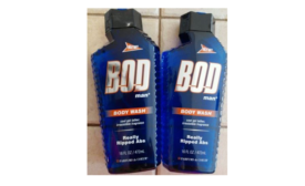 AWT Labels and Packaging wins award for Bod Man body wash