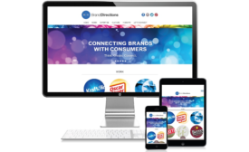 BrandDirections new website redesign