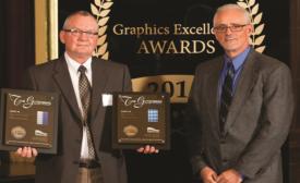 Glenroy wins awards