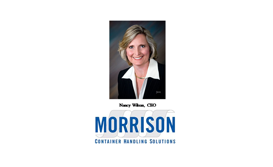 Ceo at morrison container handling solutions awarded wbenc for Morrison supply