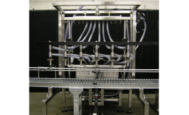 EPAK overflow fillers, air rinsers for wine & spirits