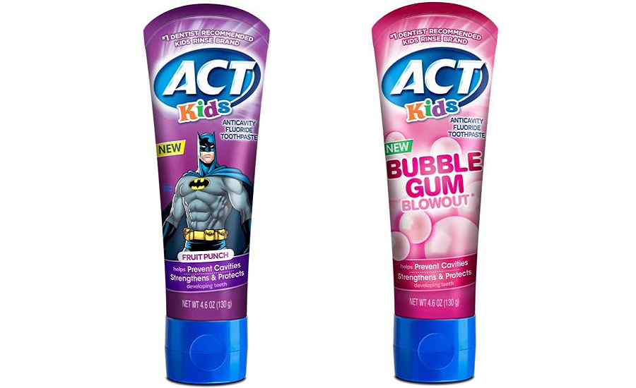 Kids Tooth Paste Act kids toothp...