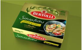 Bertolli launches new Sensations Lemon & Chilli packaging