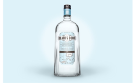 Death's Door Spirits launches new custom bottle for its gin