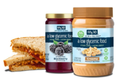 Brand designs new packaging for low-glycemic foods