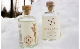 "Northern Lights Spirits distiller distributing ""smart"" bottles of gin"