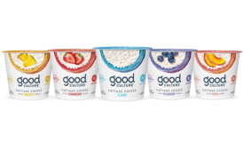 Organic cottage cheese debuts fresh new look