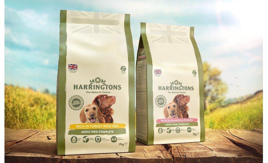 Www Harringtons Dog Food