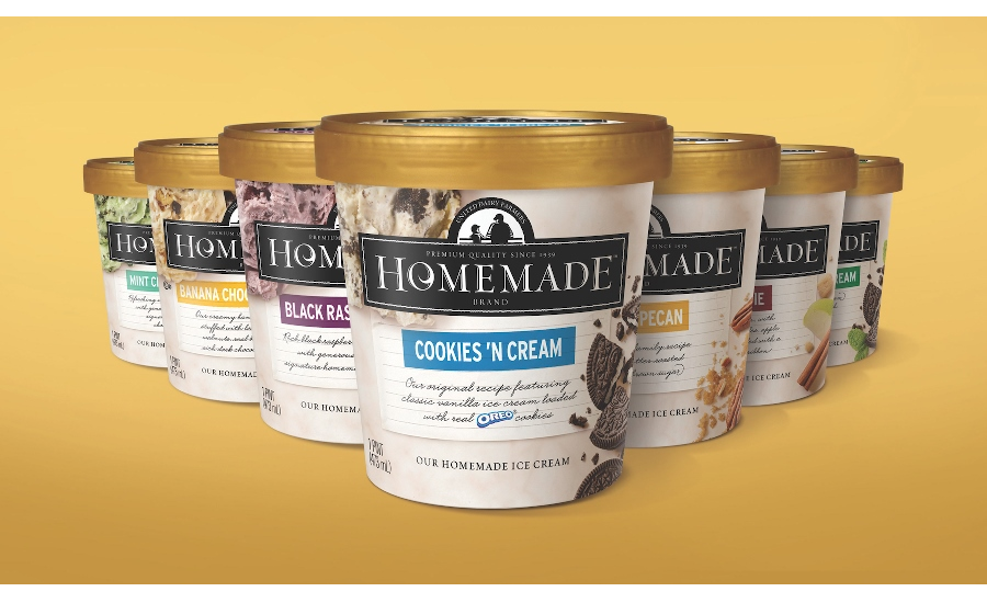 United Dairy Farmers Gives Homemade Brand Ice Cream Some Love 2017 11 25 Packaging Strategies Hand arm drawing, hands png. united dairy farmers gives homemade
