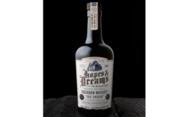 Satirical bourbon brand sees hopes and dreams answered with new design
