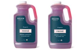 Kelvin Slush Co. Launches Frozen Cocktail & Slush Mix for Bars and Restaurants to Create and Serve