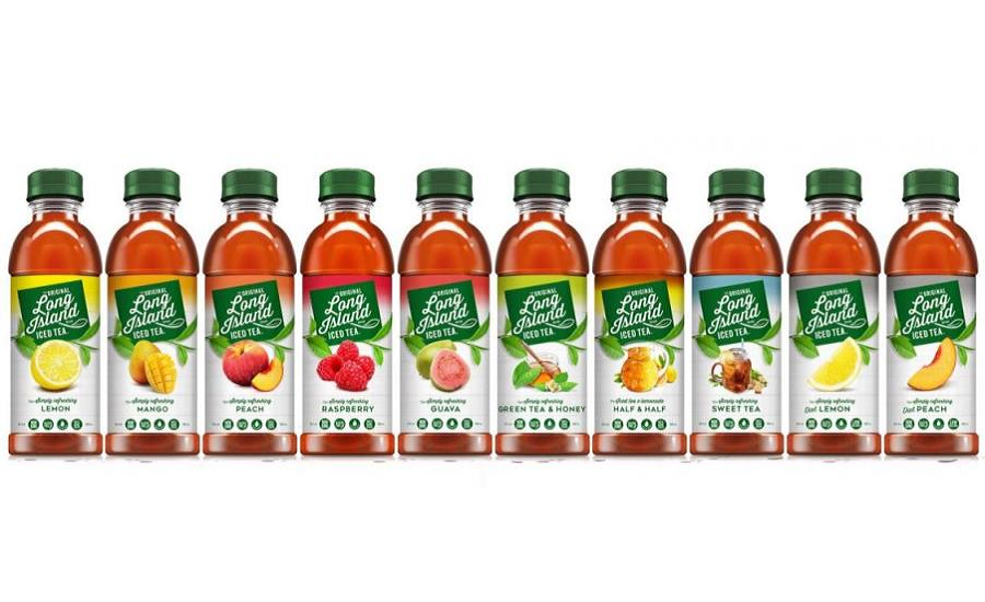 Lipton Tea 20oz Bottle For Sale: Long Island Iced Tea Unveils New 18-oz. Bottle, Label