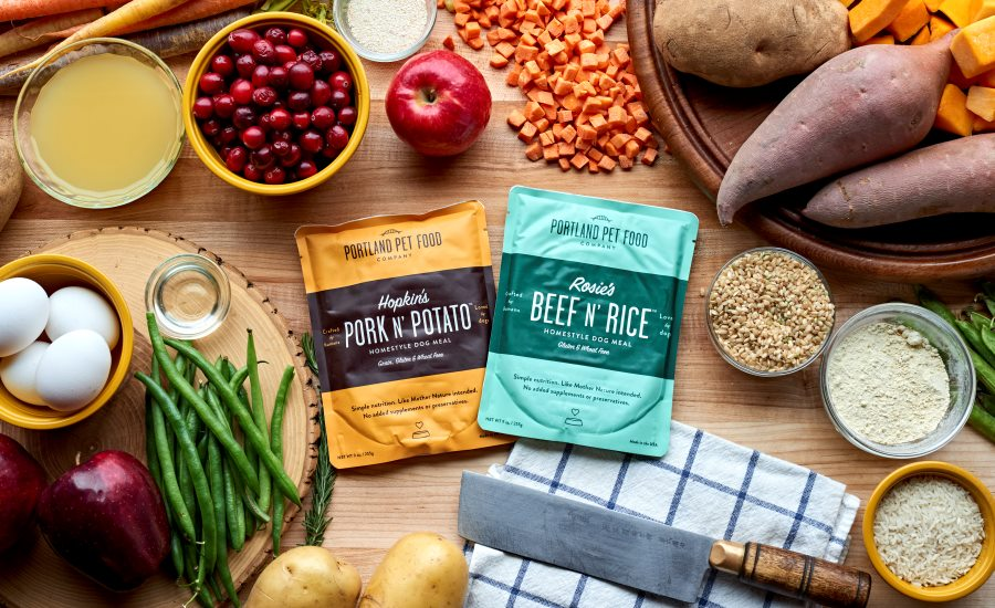 Portland Pet Food Co Releases Recyclable Shelf Stable