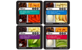 Protein-packed snacks come in convenient shareable size