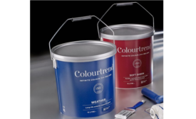 Colour Trend paint uses RPC Superfos buckets for launch