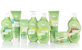 New green bath and body line by Soaper Duper