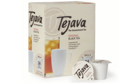 Tejava tea now available in single-serve pod packaging