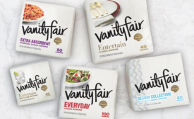 Vanity Fair Napkins Aims to Knock the Brand Off Its Pedestal