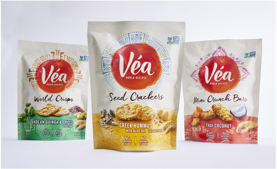 Vea-snacks