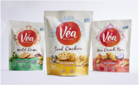 New snack brand Véa celebrates globally inspired recipes