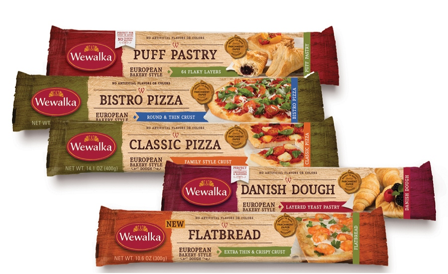 Wewalka rolls out innovative dough and new packaging ...