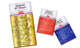 French chocolatier offers racy new trio