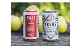 Argus Cidery uses Ardagh for its 12-ounce beverage cans