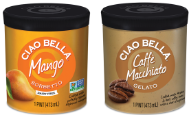 Ciao Bella launches new pint packaging