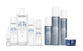 Goldwell expert hair color, care and styling product line modernized with redesign