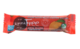 New Karma Free snack bar launches in fully compostable packaging