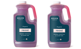 Kelvin Slush Co. Launches Frozen Cocktail & Slush Mix for Bars and Restaurants to Create and Serve