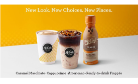McDonald's USA to launch line of ready-to-drink McCafe Frappe beverages
