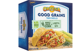 Ortega Launches Good Grains Taco Shells and Crispy Taco Toppers