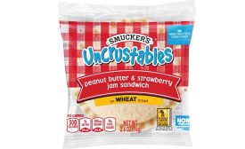 Smuckers Uncrustables Packaging Highlights Corn Syrup Removal