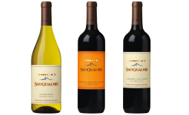Snowqualmie launches wine with eco-capsules