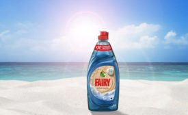 Procter & Gamble launches 100% recycled plastic and ocean plastic bottle