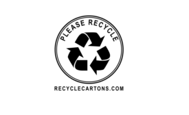 Cartons now recycled at 60% rate