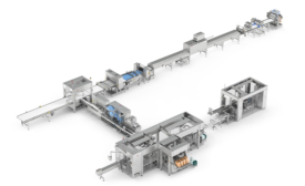 Bosch Packaging Technology showcases fully integrated bar system, from mixing to palletizing at Pack Expo Las Vegas